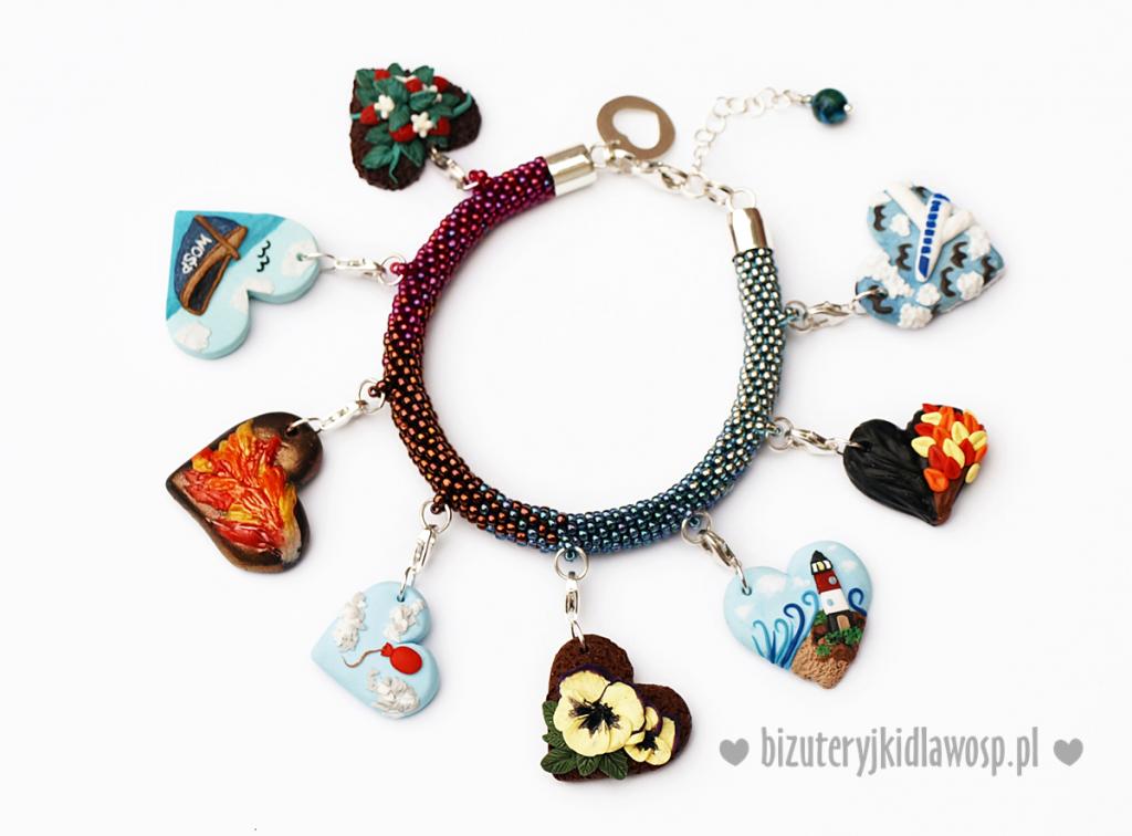 16-żywioły biżuteryjki