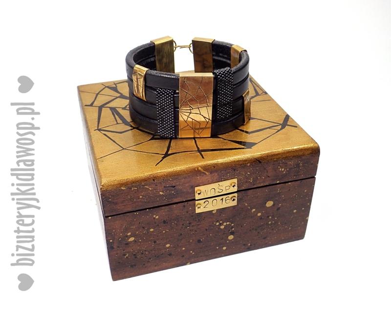 pudełko Atrax www.bizuterjkidlawosp.pl